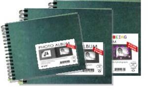 Picture of Black Photo Album Acid Free 5x7