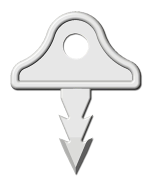Picture of Corflute Hanger (100)