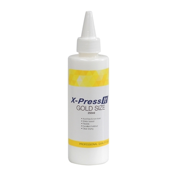 Picture of X-Press It Gold Size 250ml