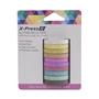 Picture of X-Press It Deco Tape Glitter 6mm x 5m x 10 rolls
